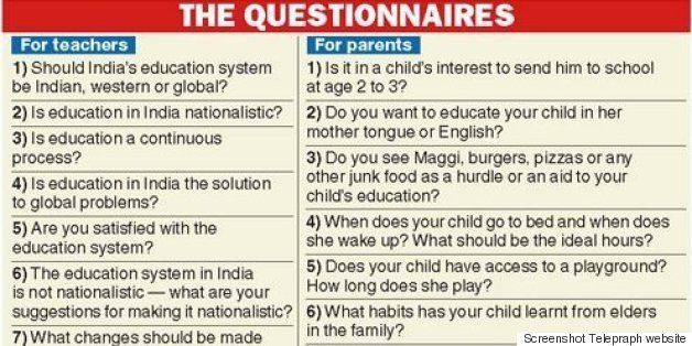 Gujarat School Surveys Teachers And Parents On How To Make Education Truly