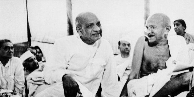 (GERMANY OUT) Gandhi, Mahatma *02.10.1869-30.01.1948+(Mohandas Karamchand Gandhi)Politiker, IndienFuehrer...