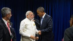 Obama, Modi Agree On 'Uncompromising' Commitment To Fight Climate Change At