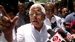FIR Lodged Against Lalu Prasad Yadav For 'Casteist'