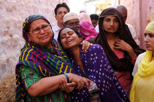 Dadri Beef Rumour: Hindu Mob Lynches Muslim Man Suspected Of Killing And Eating A