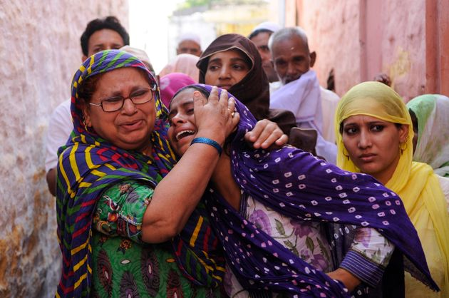 Son Of Lynched Dadri Villager Fighting For His Life As Political Blamegame