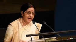 'Don't Need 4-Point Formula For Peace, Just One - End Terrorism', Sushma Swaraj To