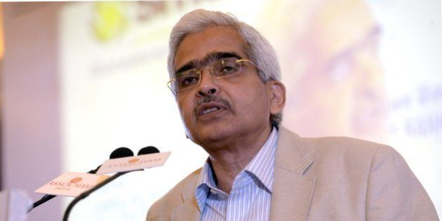 NEW DELHI,INDIA SEPTEMBER 23: Shaktikanta Das Economic Affairs Secretary Ministry of Finance at the Global...