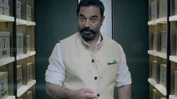 WATCH: At 60, Kamal Haasan Appears In His First Ever TV