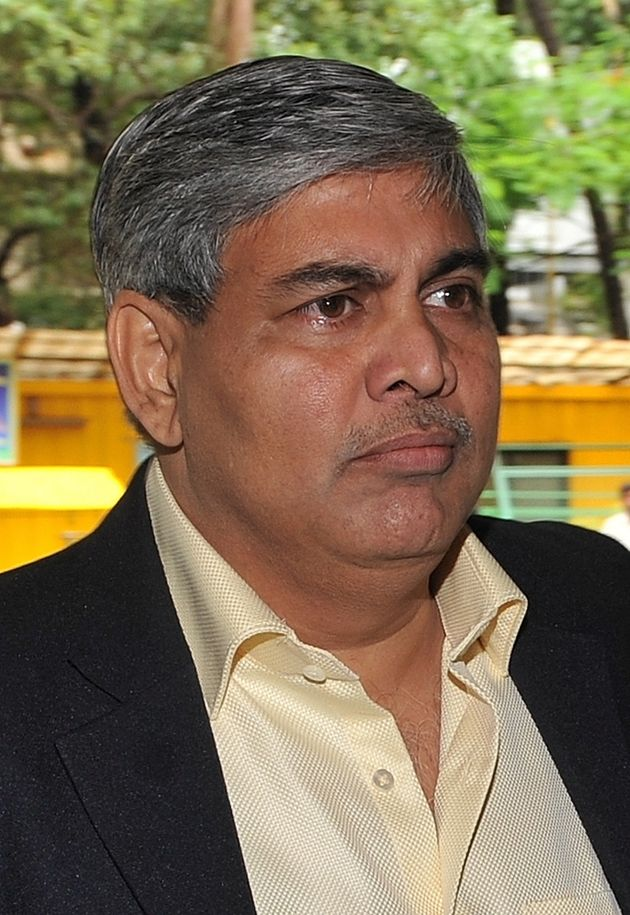 Shashank Manohar Unanimously Elected BCCI
