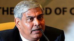BCCI's Tough New President Shashank Manohar Vows To 'Clean' Up