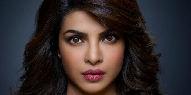 QUANTICO - ABC's 'Quantico' stars Priyanka Chopra as Alex Parrish. (Photo by Abheet Gidwani/ABC via Getty