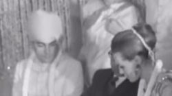 Silent Wedding Reel Of Sonia And Rajiv Gandhi Is Charm