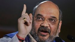 FIR registered Against Amit Shah For 'Chara Chor' Comment Against Lalu Prasad