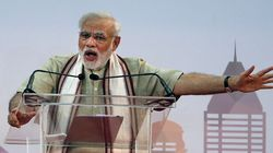 Modi Must Speak Louder To Drown Out The