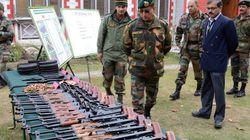 Militant Hideout In Jammu-Kashmir Busted; Ammunition, Explosives