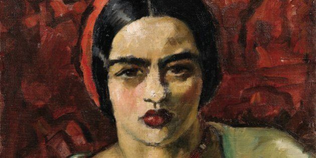 Amrita Sher-Gil's Self Portrait Fetches 1.7 Million Pounds At Auction In