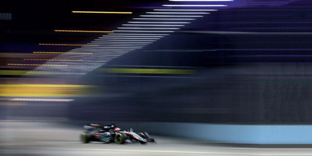 How Sahara Force India Has Made A Mark In The F1