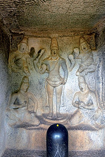 Rock Sculptures Of Mahabalipuram: A Love Song To The