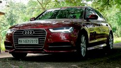 Audi A6 Matrix - The Luxury Saloon That Does Everything Just