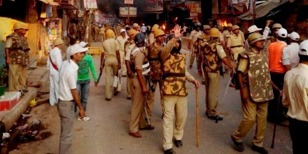 After Dadri, Mainpuri Erupts Over Cow Slaughter Rumours; 21 Rioters