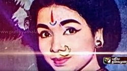 Legendary Tamil Actor Manorama Dies At