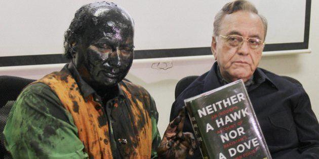Shiv Sena Will Continue To Protest Against Kasuri Book Launch: Sanjay