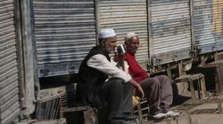 Kashmir Paralysed By Strike Called In Protest Of Attack On Truck In