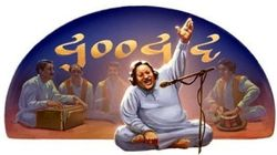 Google Honours Legendary Pakistani Singer Nusrat Fateh Ali Khan With Exquisite