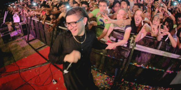 A 23-Year-Old Suffocated To Death At The Skrillex Gig In