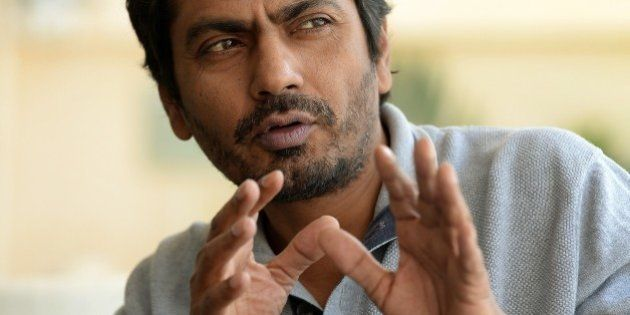 TO GO WITH India-Bollywood-entertainment-film-Siddiqui,INTERVIEW by Udita JhunjhunwalaThis photo taken...