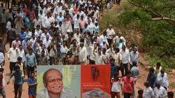 M.M. Kalburgi's Family Refuses Basavashree