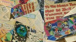 Students Send Handwritten Postcard Tributes For APJ Abdul Kalam's Birth