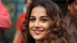 Finally! Vidya Balan Is 'Officially' On
