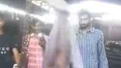 Graphic Video Surfaces Of Bihari Labourer Beaten to Death, Strung Up From