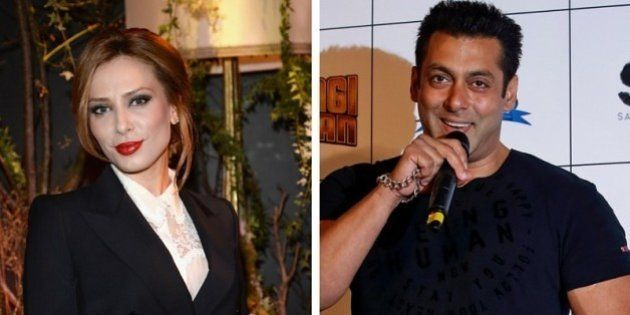 Salman Khan's Sister Denies Rumours Of Salman Khan And Lulia Vantur's Secret