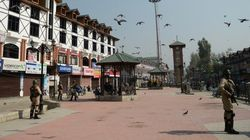 Protests, Shutdown In Kashmir As Truck Conductor Zahid Laid To