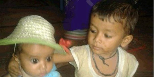 Two Dalit Children Burnt Alive In Inter-Caste Violence In