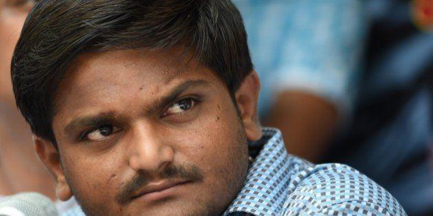 Indian convenor of the 'Patidar Anamat Andolan Samiti', Hardik Patel, who led recent protests in the...