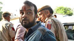 Hindu Sena Chief Justifies Ink Attack On J-K MLA, Says Their Goal Is 'Hindu