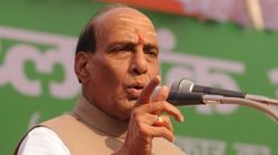 After Jaitley, Rajnath Singh Condemns
