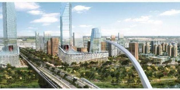 Andhra Pradesh's New Capital, Amaravati, Will Have Its Foundation Stone-Laying Ceremony