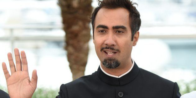 CANNES, FRANCE - MAY 19: Ranvir Shorey attends the 'Titli' Photocall at the 67th Annual Cannes Film Festival...