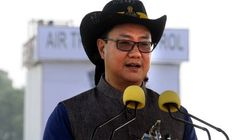 Kiren Rijiju Backtracks, Says Anti-North Indian Comment Applicable To The Entire