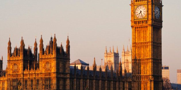 Big Ben and the Houses of Parliament at