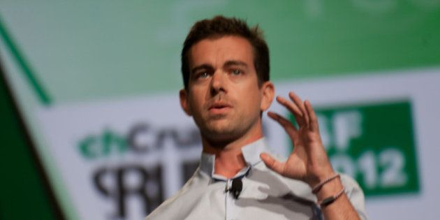 Jack Dorsey, co-founder of Twitter and founder of