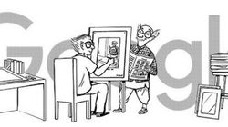 Google Honours 'The Common Man' Creator RK Laxman With An Adorable