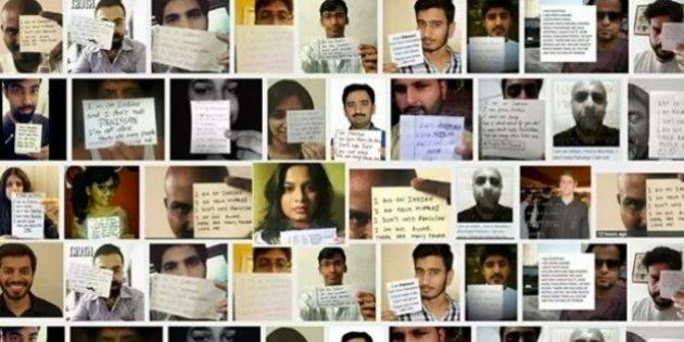India And Pakistan Are Sending Love Notes To Each Other Using #ProfileForPeace