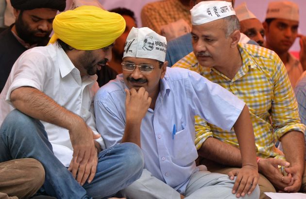 AAP MP Bhagwant Mann Allegedly Arrived Drunk At Sikh Religious Ceremony, Forced To