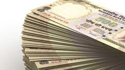 Rupee Falls By 16 Paise Against