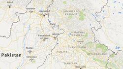 Earthquake Of 7.5 Magnitude Strikes