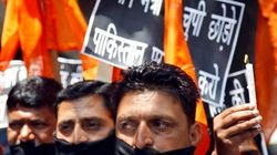Shiv Sena Leader Shot In The Head By Two