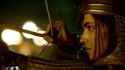 Deepika Padukone Calls Shooting For 'Bajirao Mastani' An Incredible