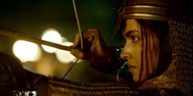 Deepika Padukone, Ranveer Singh Done With Shooting 'Bajirao